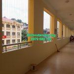 Lắp đặt lưới bảo vệ Hòa Phát cho trường học để bảo vệ học sinh