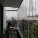 Lắp đặt lưới an toàn ban công bền đẹp tại Phường Liễu Giai