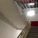 Lưới bảo vệ cầu thang- lưới cầu thang giá rẻ tại phường Bạch Đằng
