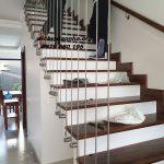 Cáp cầu thang tăng đơ- Giải pháp thay thế cầu thang tay vịn truyền thống