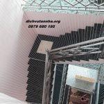 Lưới bảo vệ cầu thang- giải pháp bảo vệ an toàn cho nhà có trẻ nhỏ