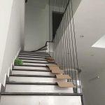 Lắp đặt cầu thang bằng dây cáp tăng đơ chuyên nghiệp tại quận Ba Đình
