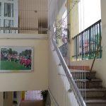 Đơn vị lắp đặt lưới an toàn cầu thang bền đẹp tại quận Ba Đình