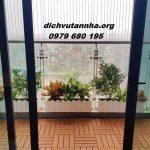 Khuyến mại lắp đặt lưới an toàn ban công tại phường Xuân Đỉnh