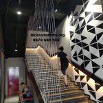 Lắp đặt cáp cầu thang tăng đơ chất lượng tại phường Nguyễn Trãi