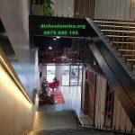 Lắp đặt lưới an toàn cầu thang giá rẻ tại phường Vạn Phúc
