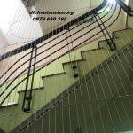 Khuyến mại lắp đặt lưới an toàn cầu thang tại phường Xuân Đỉnh
