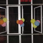 Lắp đặt lưới an toàn ban công rẻ đẹp tại quận Thanh Xuân