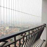 Lưới an toàn ban công Hòa Phát bền đẹp tại quận Cầu Giấy