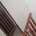 Lắp đặt lưới an toàn cầu thang giá rẻ, bền đẹp tại quận 1 tphcm
