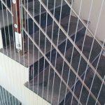 Khuyến mại lắp đặt lưới an toàn cầu thang giá rẻ tại quận 7 TPHCM