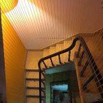 Lắp đặt lưới an toàn cầu thang tại quận 3 tphcm bảo vệ an cho cả nhà