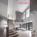 Thiết kế cáp cầu thang bằng tăng đơ chuyên nghiệp tại quận 9 TPHCM