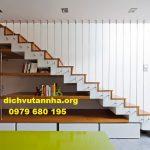 Mẫu mới nhất về xu hướng thiết kế cầu thang độc đáo, hiện đại năm 2020