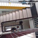 Địa chỉ lắp Lưới bảo vệ cầu thang tại Thanh Hóa uy tín, giá rẻ